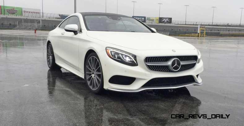 First Drive Review - 2015 Mercedes-Benz S550 Coupe 4