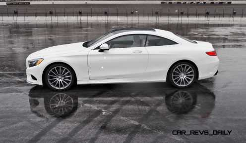First Drive Review - 2015 Mercedes-Benz S550 Coupe 63