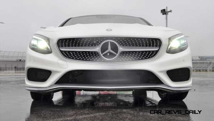 First Drive Review - 2015 Mercedes-Benz S550 Coupe 81