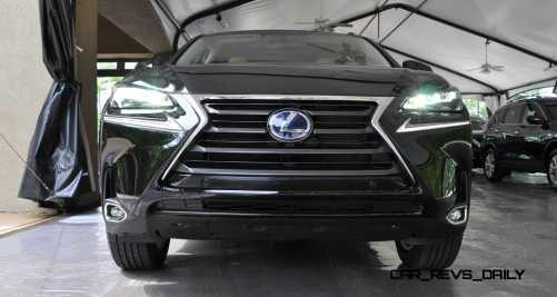 LEDetails - 2015 Lexus NX300h Triple LED Lights 23