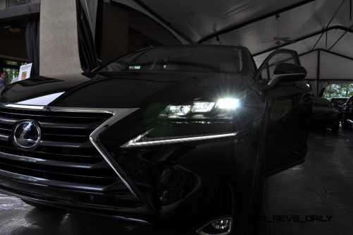 LEDetails - 2015 Lexus NX300h Triple LED Lights 46