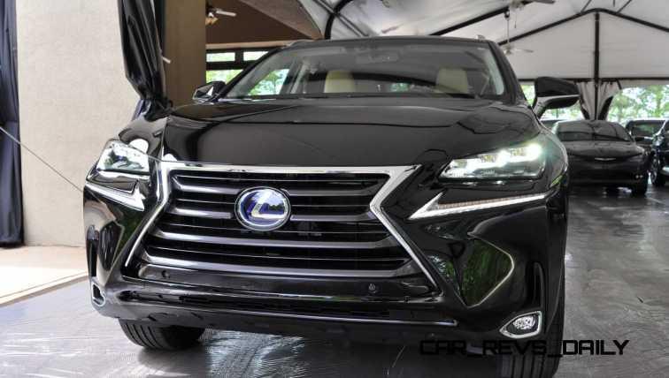 LEDetails - 2015 Lexus NX300h Triple LED Lights 5