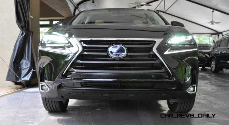 LEDetails - 2015 Lexus NX300h Triple LED Lights 67