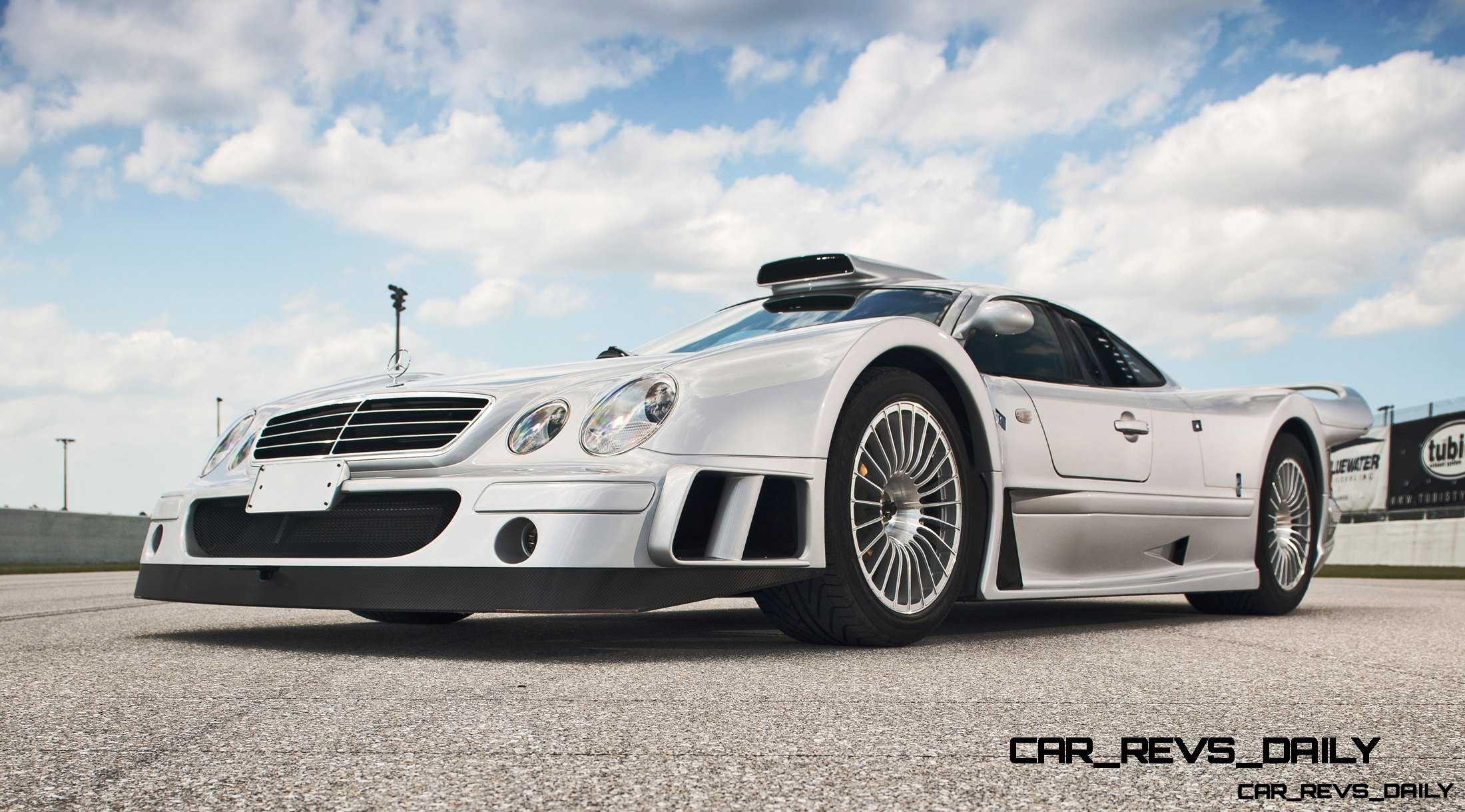 LeMans Homologation Specials - 1998 Mercedes-Benz CLK GTR SuperSport  30