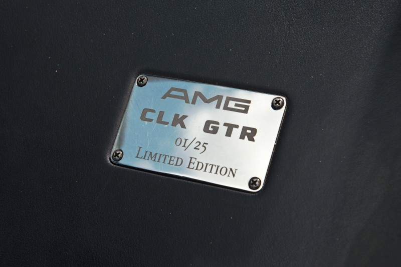 LeMans Homologation Specials - 1998 Mercedes-Benz CLK GTR SuperSport  7