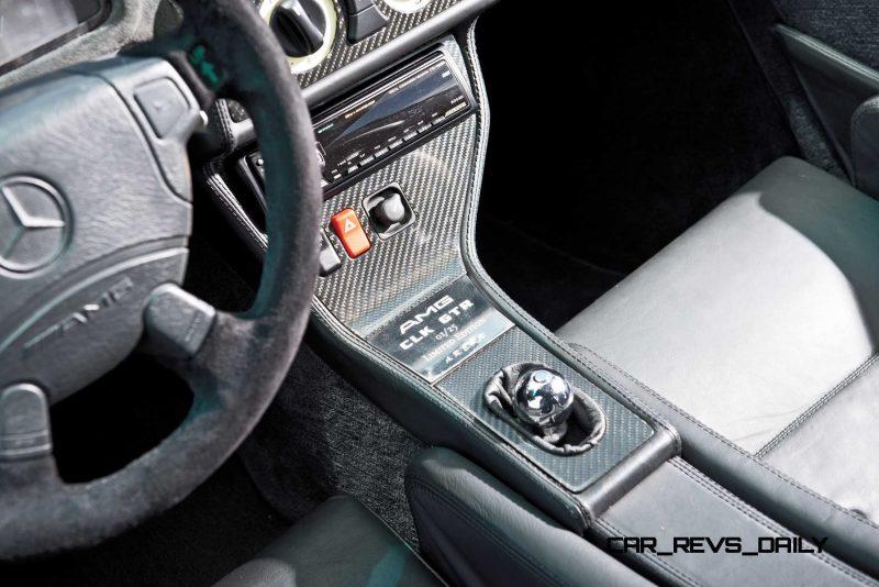 LeMans Homologation Specials - 1998 Mercedes-Benz CLK GTR SuperSport  8