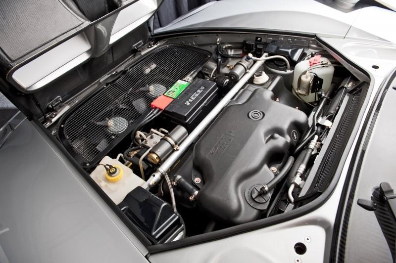 LeMans Homologation Specials - 1998 Porsche 911 GT1 Evo Strassenversion 30