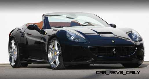 NOVITEC ROSSO Ferrari California RACE 606 11