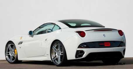 NOVITEC ROSSO Ferrari California RACE 606 13