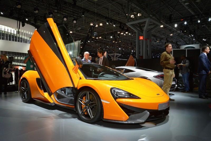 New York Auto Show 2015 Gallery 88