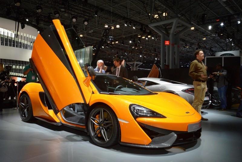 New York Auto Show 2015 Gallery 89