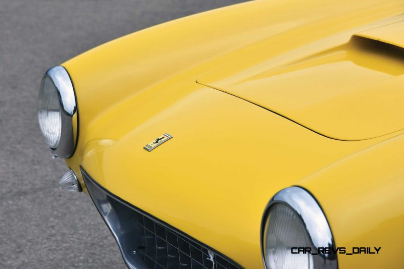 RM Villa Erba 2015 - 1960 Ferrari 250GT Berlinetta Competizione SWB Alloy by Scaglietti 9