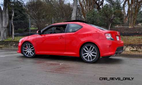 Road Test Review - 2015 Scion tC 6-Speed With TRD Performance Parts 10