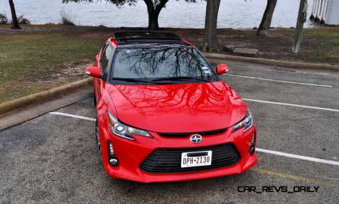 Road Test Review - 2015 Scion tC 6-Speed With TRD Performance Parts 100