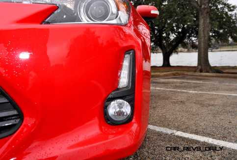 Road Test Review - 2015 Scion tC 6-Speed With TRD Performance Parts 114