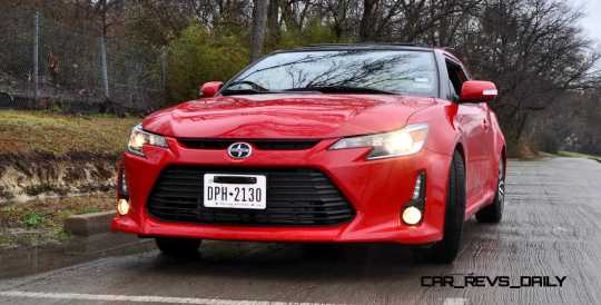 Road Test Review - 2015 Scion tC 6-Speed With TRD Performance Parts 26