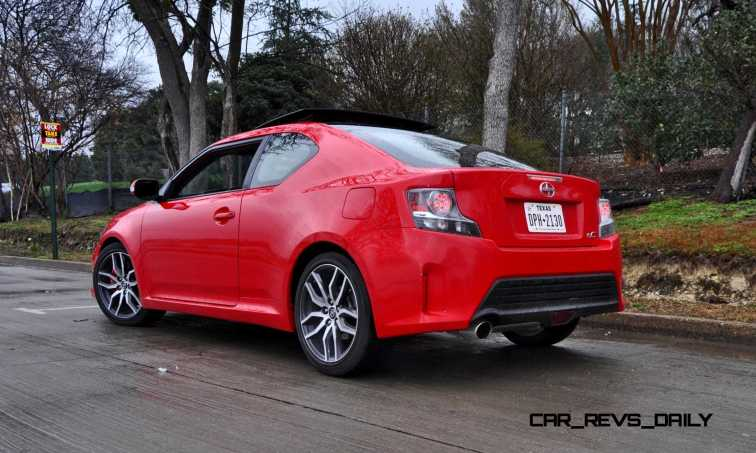 Road Test Review - 2015 Scion tC 6-Speed With TRD Performance Parts 7