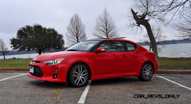 Road Test Review - 2015 Scion tC 6-Speed With TRD Performance Parts 75