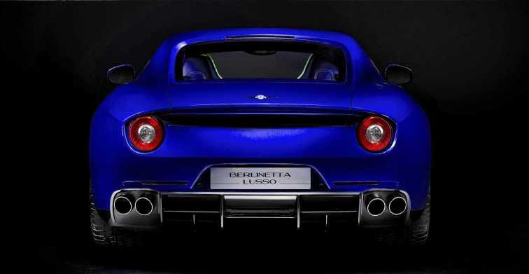 Superleggera Berlinetta Lusso Colors 15