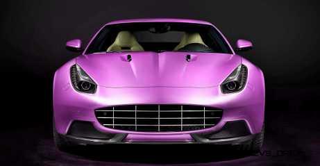 Superleggera Berlinetta Lusso Colors 51