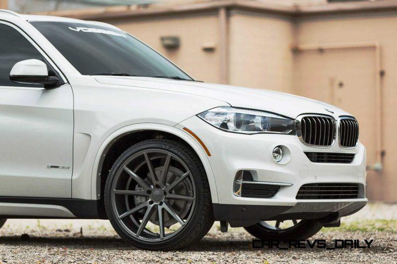 VOSSEN VFS1 Wheels on 2015 BMW X5 sDrive35i M Sport 15