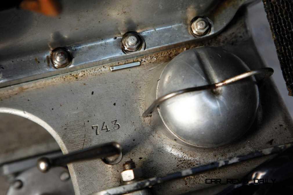 1929 Bugatti Type 44 Grand Sport 26
