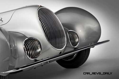1938 Talbot-Lago T150-C SuperSport Teardrop Coupe 13