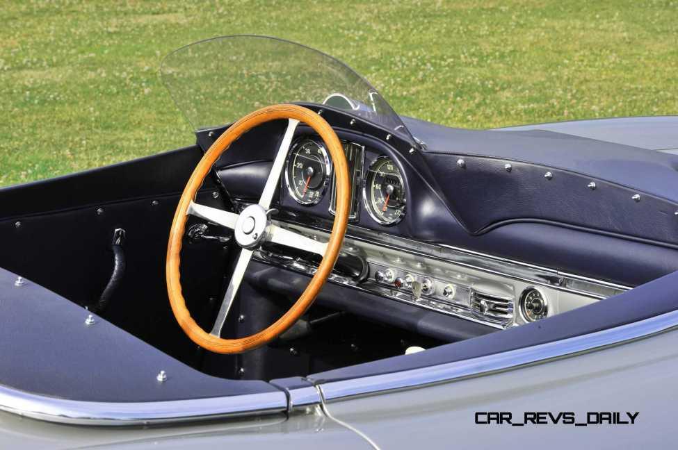 1957 Mercedes-Benz 300SLS Racing Speedster 13