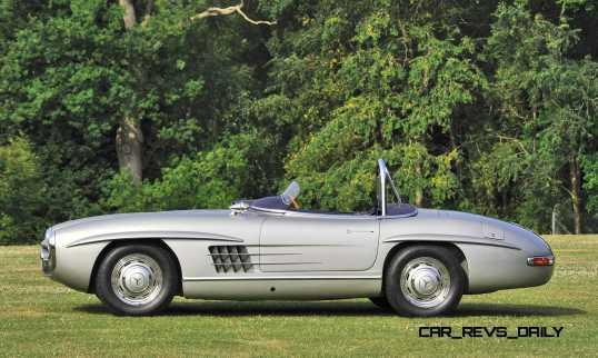1957 Mercedes-Benz 300SLS Racing Speedster 5