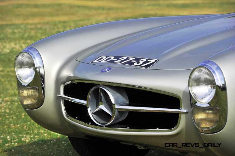 1957 Mercedes-Benz 300SLS Racing Speedster 6