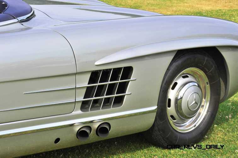 1957 Mercedes-Benz 300SLS Racing Speedster 7