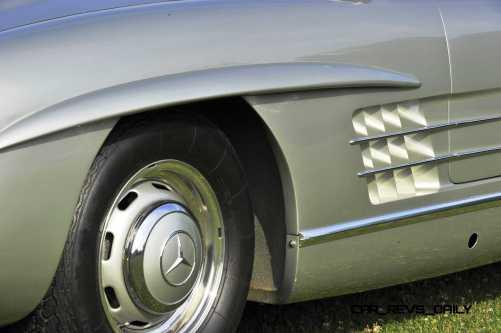 1957 Mercedes-Benz 300SLS Racing Speedster 9