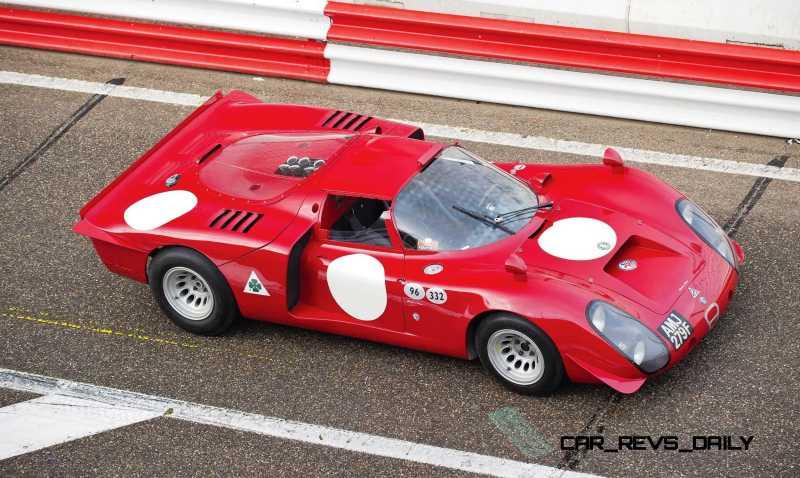 1968 Alfa Romeo T33-2 Daytona 20