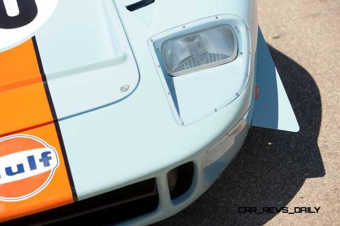 1968 Ford GT40 Gulf Mirage Lightweight LM Racecar 23