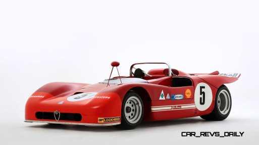 1970 Alfa Romeo TT3 Spider 1