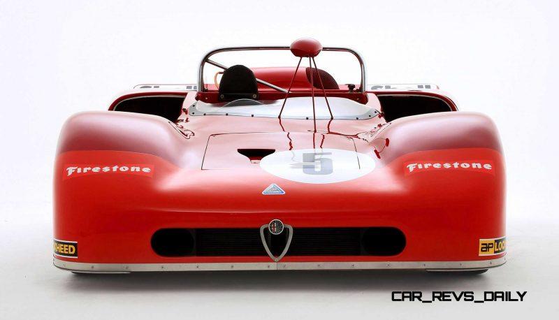 1970 Alfa Romeo TT3 Spider 14