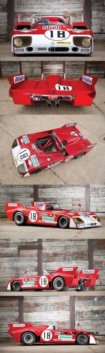 1972 Alfa Romeo Tipo 33TT3 7