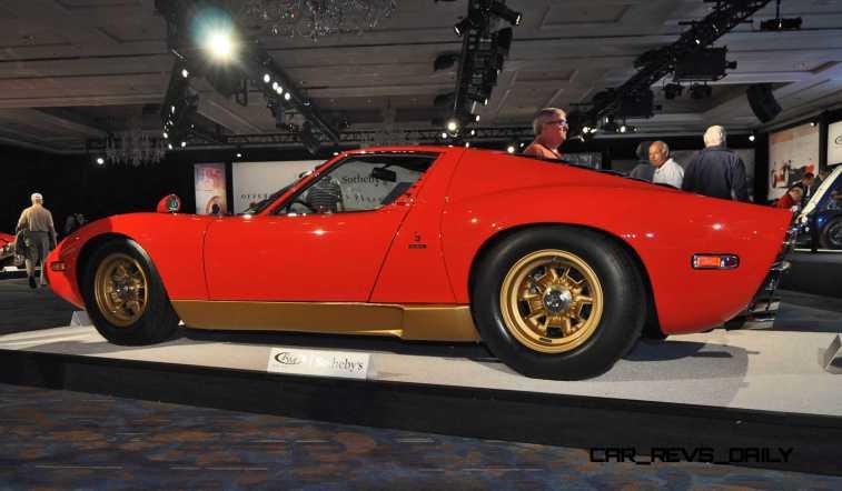 1972 Lamborghini Miura SV 16