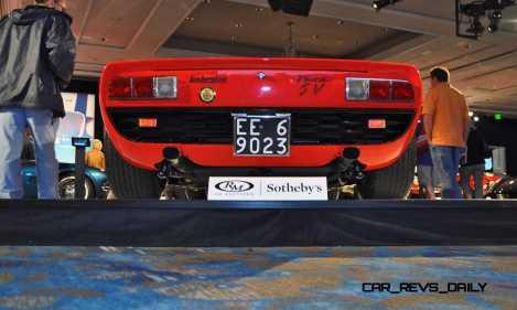 1972 Lamborghini Miura SV 19