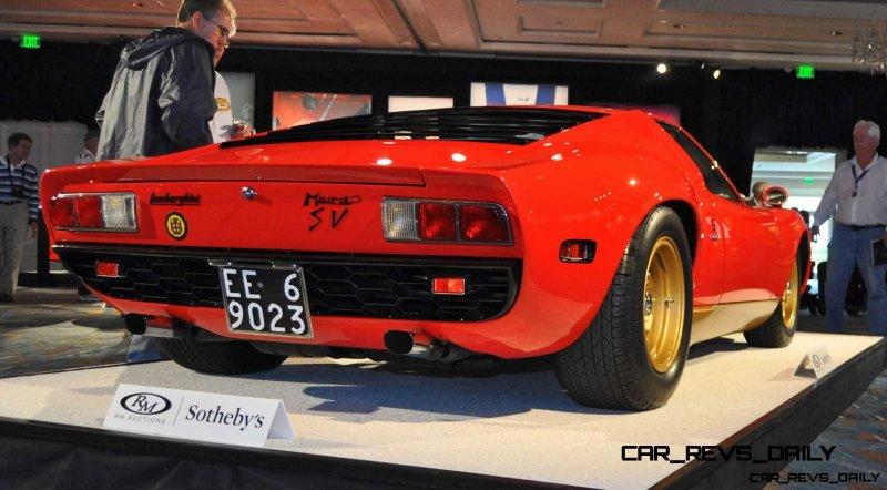 1972 Lamborghini Miura SV 21