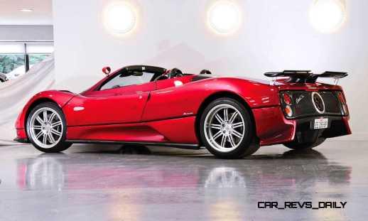 2005 Pagani Zonda S Roadster 2