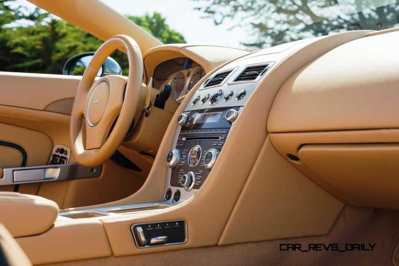 2013 Aston Martin ZAGATO DB9 Centennial Spyder 14