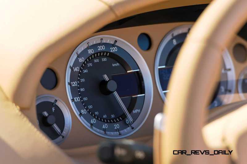 2013 Aston Martin ZAGATO DB9 Centennial Spyder 17