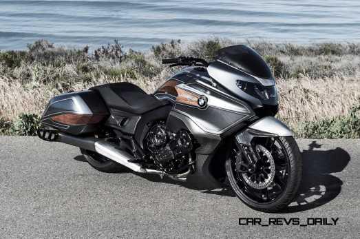2015 BMW Motorrad Concept 101 11