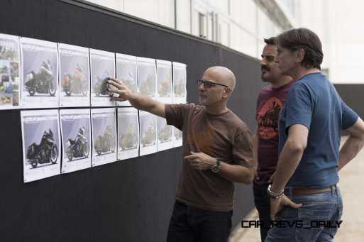 2015 BMW Motorrad Concept 101 28