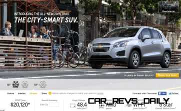 2015 Chevrolet Trax Colors and Wheels 3