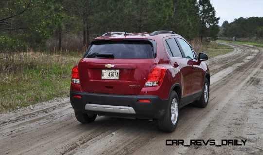 2015 Chevrolet Trax LT 18