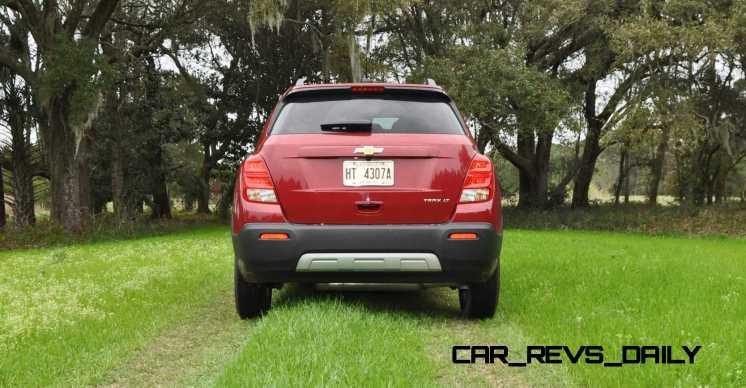 2015 Chevrolet Trax LT 42