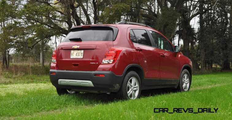 2015 Chevrolet Trax LT 46