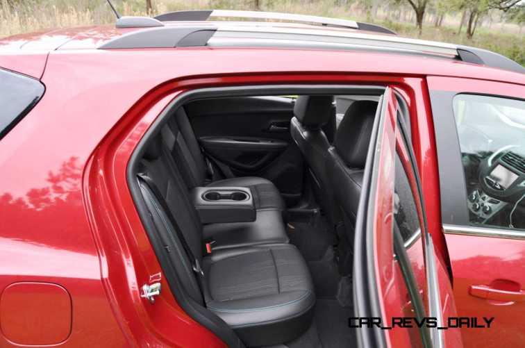 2015 Chevrolet Trax LT 99